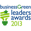 Business Green Leaders 2013 - Highly Commended